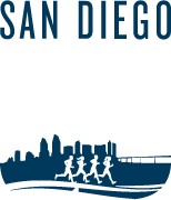 2019 San Diego Half Marathon/Relay/5k/Kids Race at Petco Park Logo
